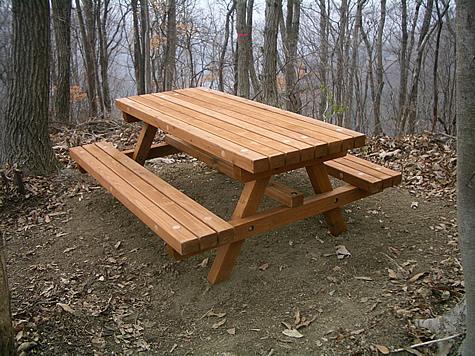 ベンチ・テーブル 等(ベンチ/テーブル)