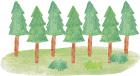 「企業の森づくり」に取り組まれる企業のサポートを行っています