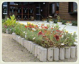 (写真)公園・緑木花壇