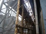 文化財の修復工事用