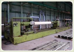 写真:自動丸棒加工機(円柱・ロータリー加工機) (特殊加工対応型)25cm~60cm