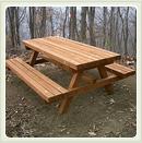 ベンチ・テーブル等