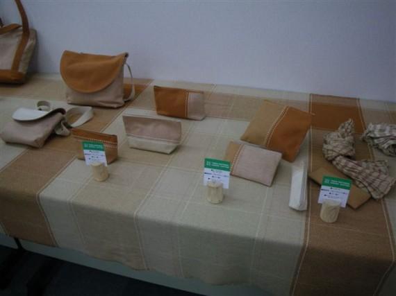 「ひのき木綿」と「ひのき木工品」
