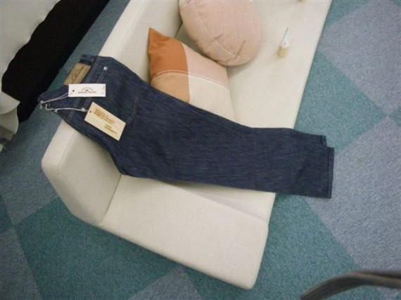 多可ひのき木綿・製品説明会 「ひのきジーンズ」