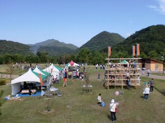 「ひょうごエコフェスティバル」  遊びの広場