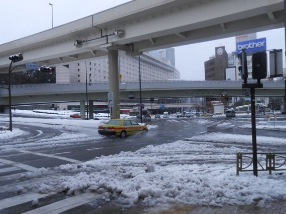「羽生・金」と「東京・記録的大雪」 (低炭素杯2014報告・番外編)