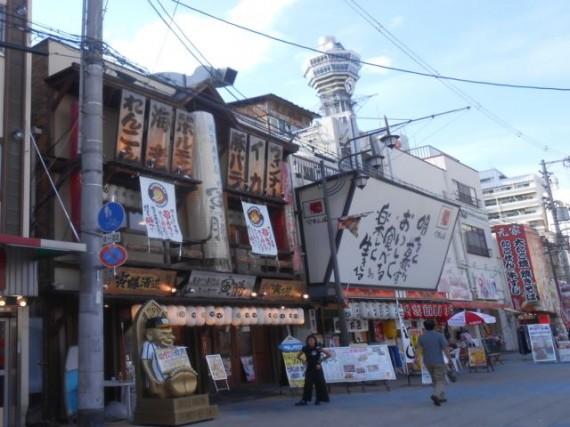 大阪・新世界の「串カツ屋」さんで見た「丸棒材」