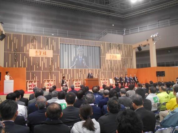 「モクコレ2019」開催式 (林野庁長官あいさつ)